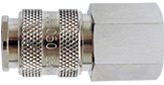 Female Thread BSPP Coupling