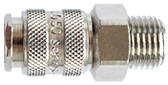 Male Thread BSPP Coupling