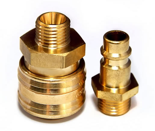 072 Series Quick Connect Couplings