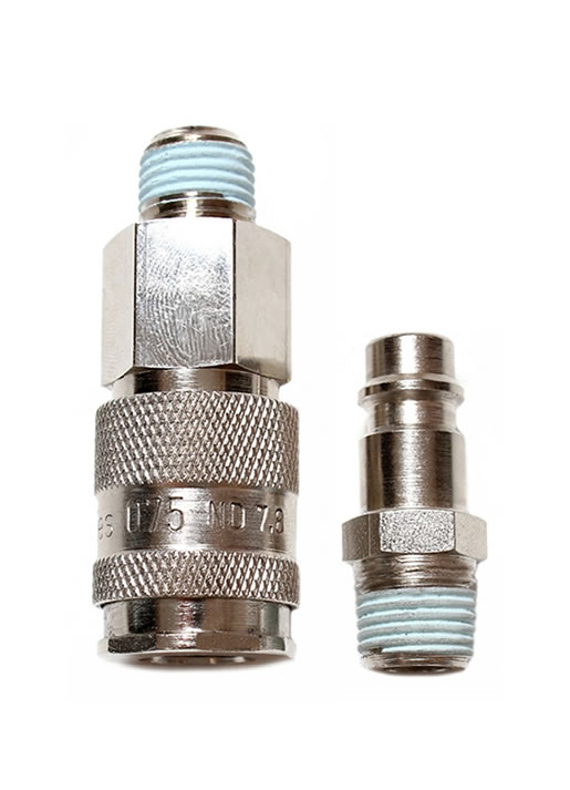 Single Shut Off Couplings Kee Connections Series