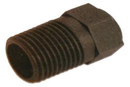 Blanking Plug with Screw-In Thread BSPT Male