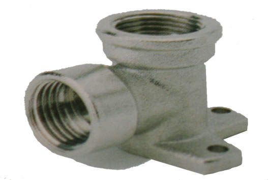 90° Female Wall Bracket Fitting