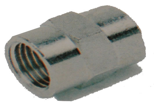 Female Socket BSPP - Equal