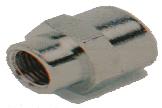 Female Socket BSPP - Unequal