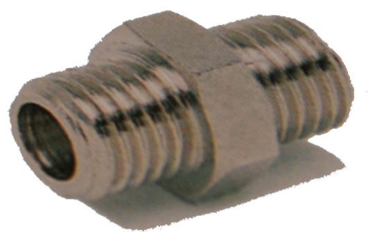 Male Adaptor BSPP - Equal