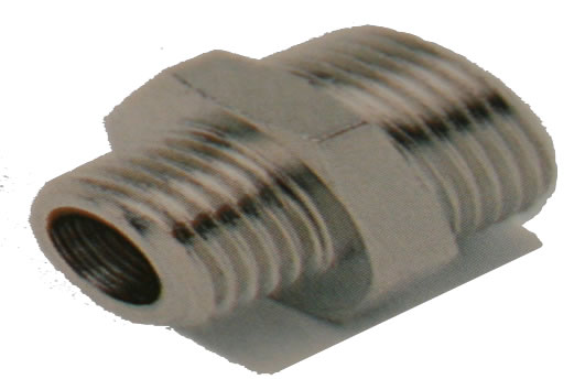 Male Adaptor BSPP - Unequal