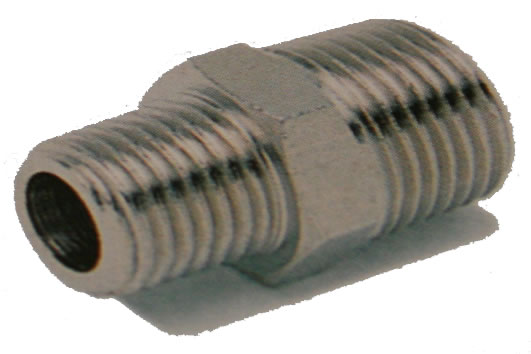 Male Adaptor BSPT - Unequal