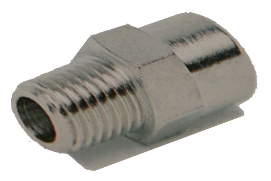 Male x Female Adaptor BSPP M x BSPP F