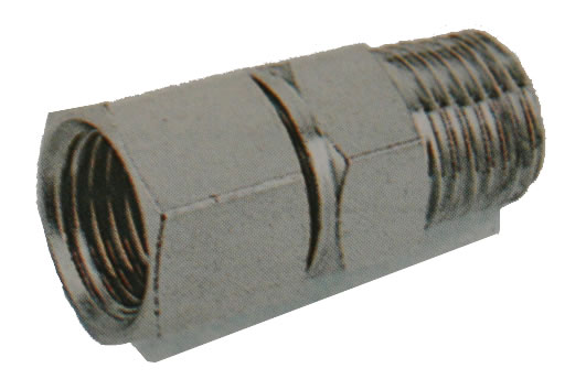 Swivel Connector Equal Taper