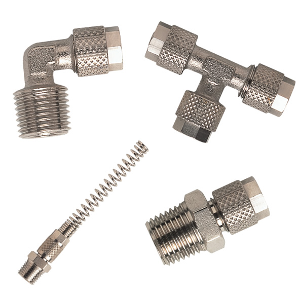 Kee Brass Quick-Fit Fittings