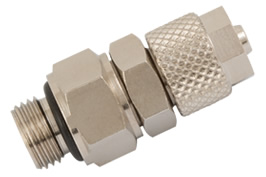 Swivel Male Stud BSPP