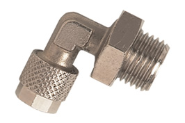 Swivel Male Stud Elbow - BSPT