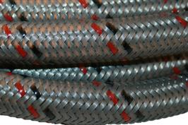Nitrile Rubber Hose Galvanised Steel