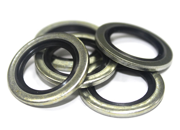 Self Centring Bonded Seals